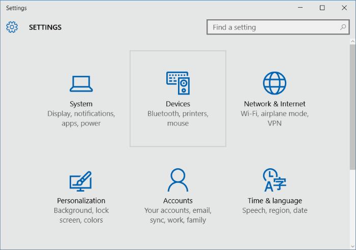 habilitar la disposición estándar del teclado completo en el teclado táctil en Windows 10 pic4