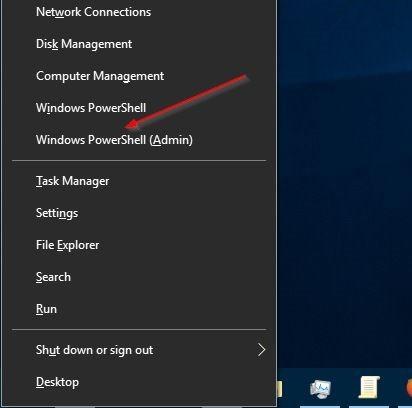 exportar e importar diseño del menú Inicio en Windows 10 pic1