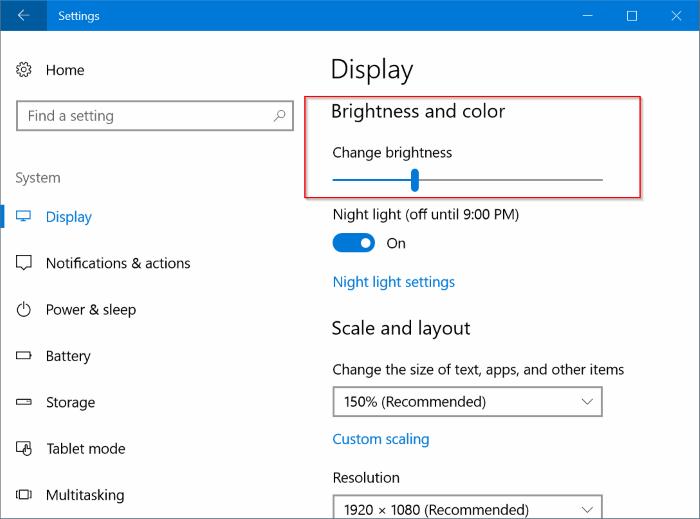 Alargar la vida de la batería de Windows 10 al ver películas y vídeos pic3