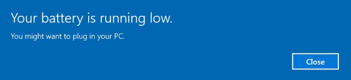 Alargar la vida de la batería de Windows 10 al ver películas y vídeos pic1