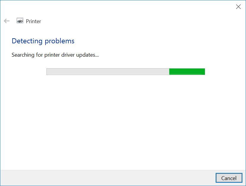 solucionar problemas de impresión en Windows 10 pic1