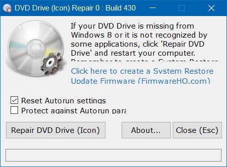 corregir unidad de DVD que falta en Windows 10 step5
