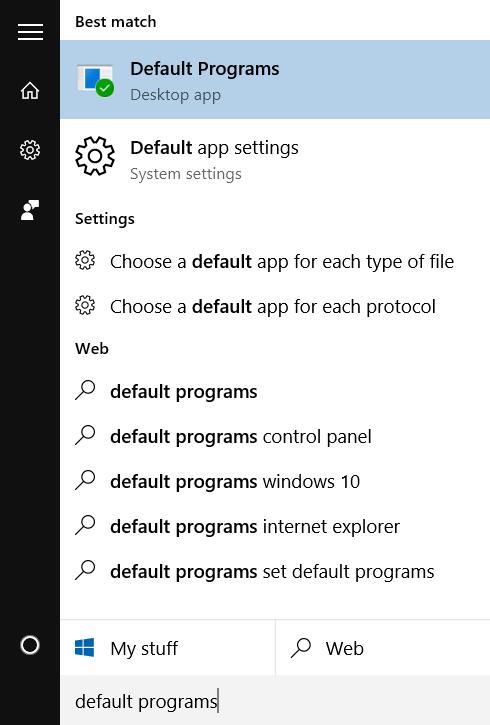 corregir para montar la opción que falta del menú contextual en Windows 10 step1
