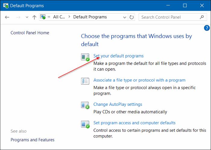 corregir para montar la opción que falta del menú contextual en Windows 10 step2