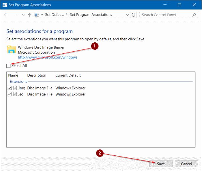 corregir para montar la opción que falta del menú contextual en Windows 10 step4