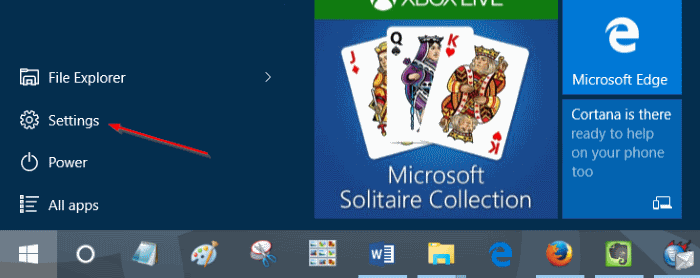 corregir para montar la opción que falta del menú contextual en Windows 10 step6