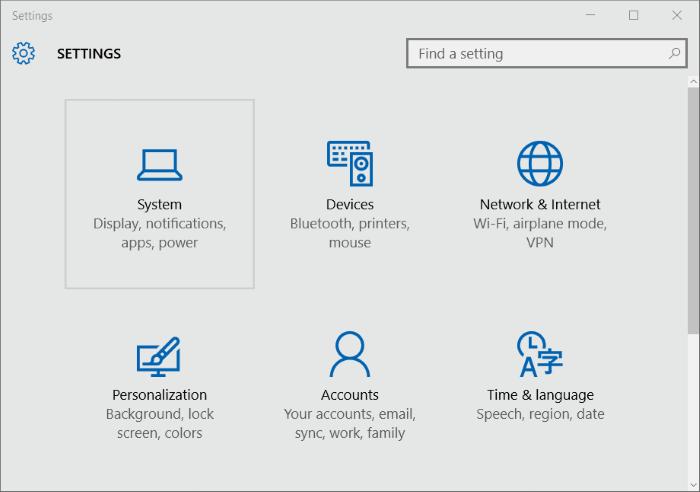 corregir para montar la opción que falta del menú contextual en Windows 10 step7