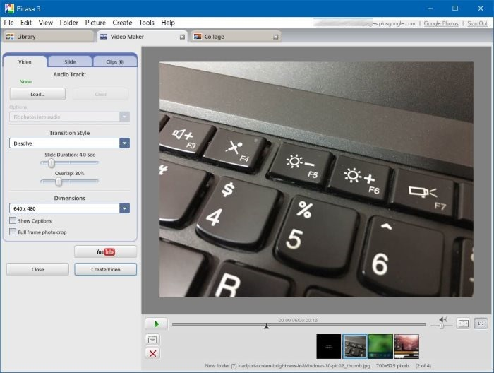 google picasa para windows 10 pic4