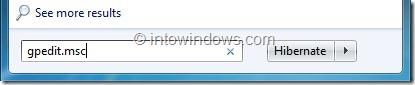 cómo quitar la contraseña de la cuenta de administrador de Windows 7