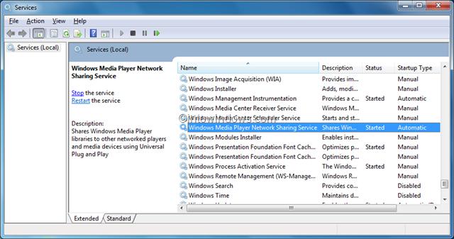 Activar la barra de herramientas del Reproductor de Windows Media 12 en la barra de tareas de Windows 7 pic3