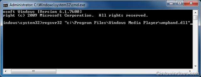 Activar la barra de herramientas del Reproductor de Windows Media 12 en Windows 7 pic4