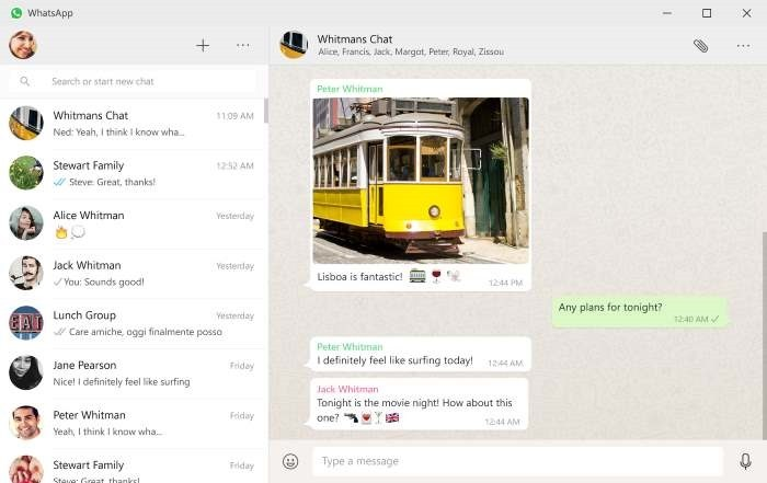 instalar Whatsapp desktop en Windows 10