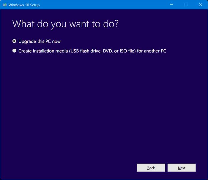 instalar Windows 10 Creators Update ahora mismo pic1