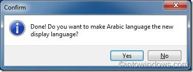 instalar paquete de idioma en la versión Home Premium de Windows 7