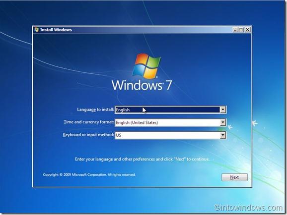 instalar windows