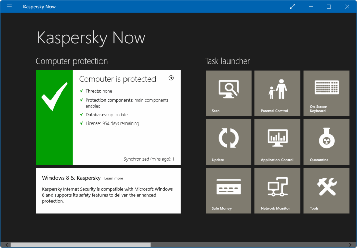 download kaspersky now app for Windows 10