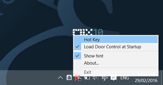 método abreviado de teclado para abrir la bandeja de CDDVD en Windows 10 pic01