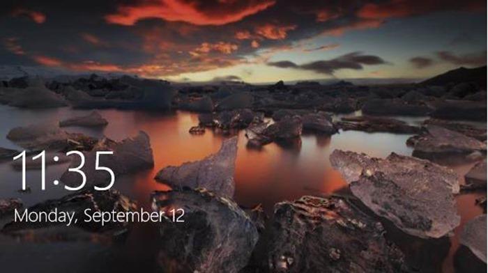 conocer la ubicación donde se tomó la foto del foco de Windows 10