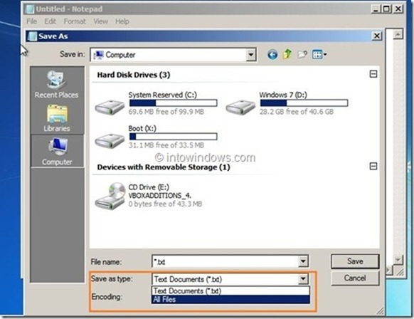 live cds to backup files