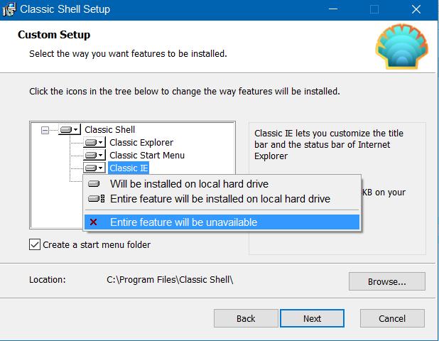 hacer que Windows 10 se parezca a Windows 7 pic1