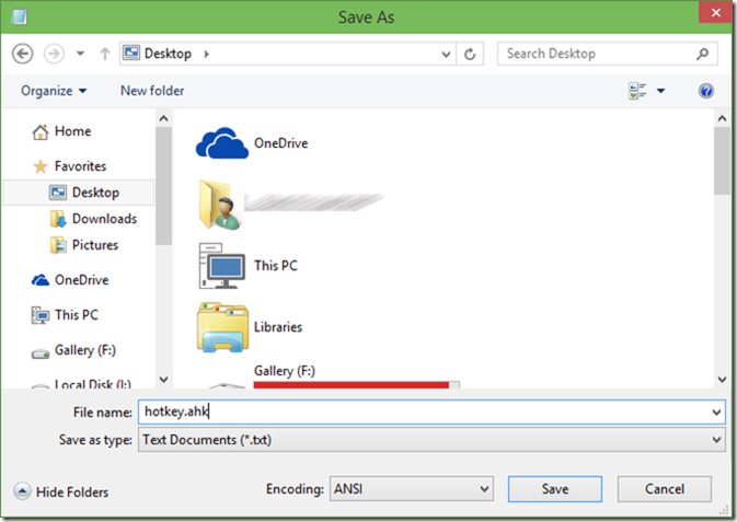 make Windows E open this pc or computer in Windows 10 step2