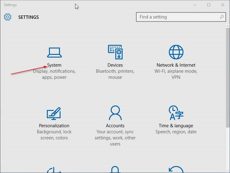 make Windows Photo Viewer default in Windows 10 step2