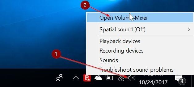 silenciar pestañas en el navegador Microsoft Edge en Windows 10 pic1