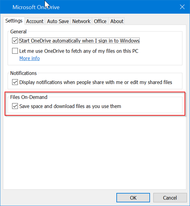 onedrive files on demand pic4