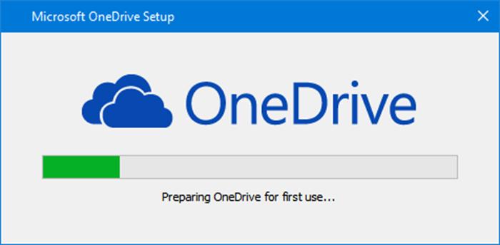 Falta el icono de onedrive en la barra de tareas de Windows 10 pic7