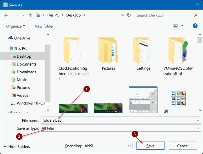 abrir varias carpetas a la vez en Windows 10 pic3