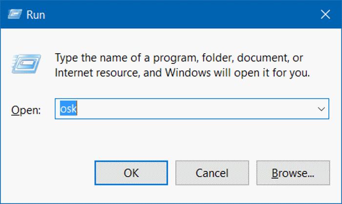 abrir teclado en pantalla en Windows 10 pic2