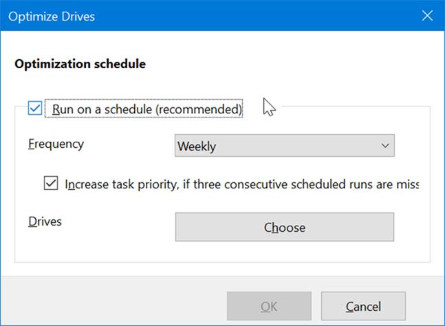 optimize drives3