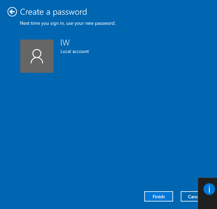 proteger con contraseña Windows 10 PC pic3