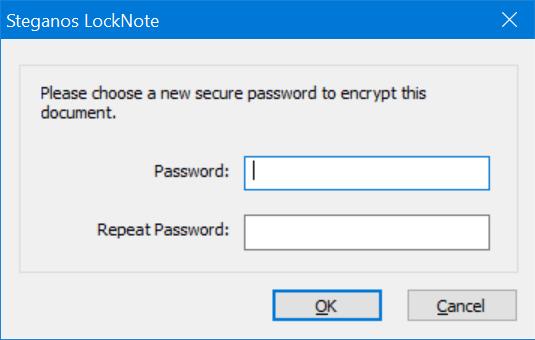 archivo de texto protegido por contraseña en Windows 10 pic5