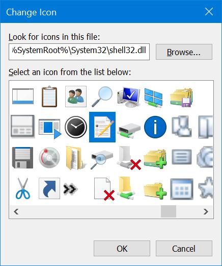 pin any file to Windows 10 taskbar pic12
