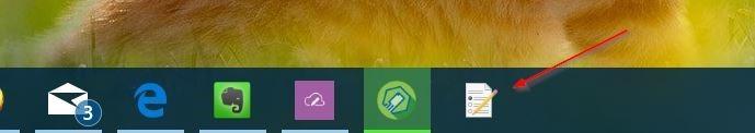 pin any file to Windows 10 taskbar pic13
