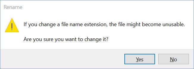 pin any file to Windows 10 taskbar pic4