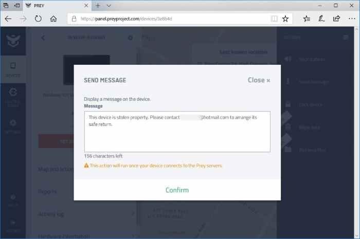 presa mejor software antirrobo gratuito para Windows 10 pic4