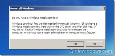 reinstalar windows 7 step8