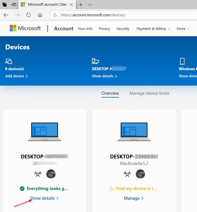 cerrar sesión y bloquear remotamente Windows 10 PC pic3