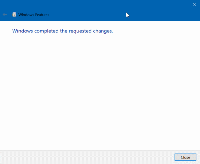 quitar Microsoft XPS Document Writer de Windows 10 pic8