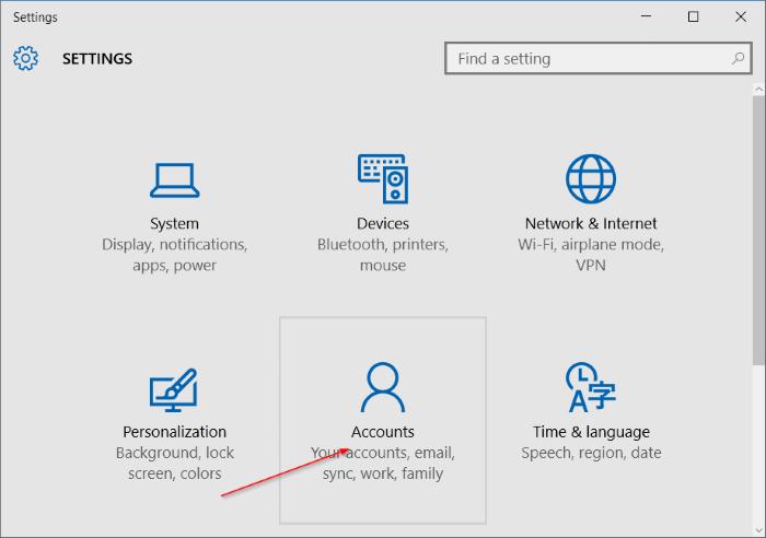 renombrar Microsoft o cuenta local en Windows 10 step2.jpg