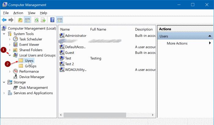 renombrar cuentas de usuario en Windows 10 pic2
