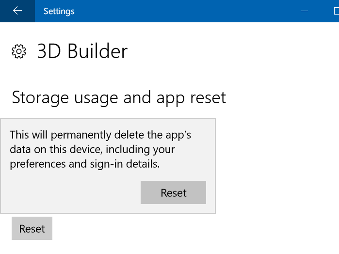 reparar Windows 10 apps pic3