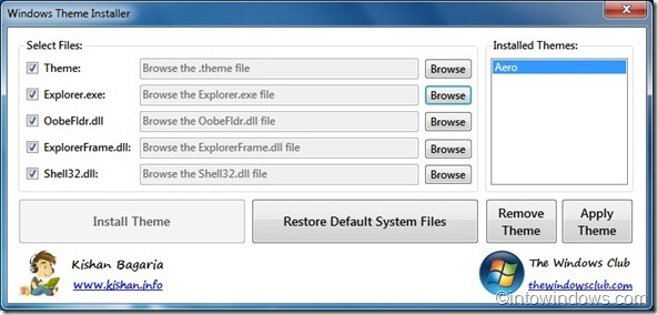 replace windows 7 system files