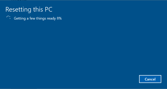 reset Windows 10 pc pic13