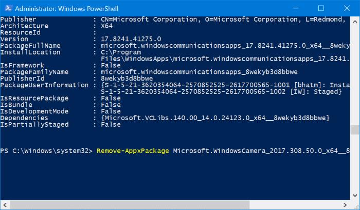 reiniciar y reinstalar la cámara en Windows 10 pic8