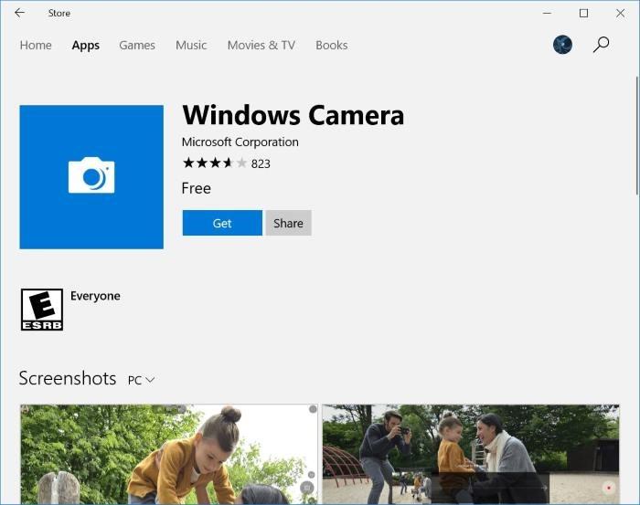 reiniciar y reinstalar la cámara en Windows 10 pic9