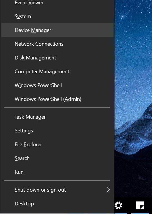 reiniciar controlador de audio en Windows 10 pic1