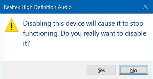 reiniciar controlador de audio en Windows 10 pic3